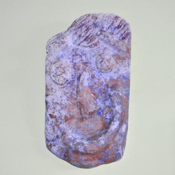 Placa decorativa em cerâmica Meninão