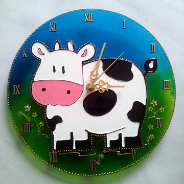 Relógio Vaquinha