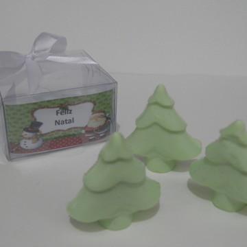 caixinha acetato 3 sabonete natal