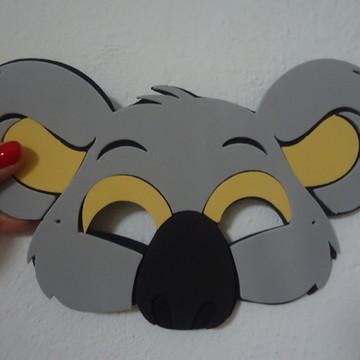 Máscara de ursa coala/Koala