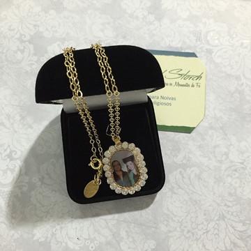 Medalha Diane dourada