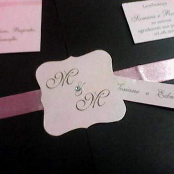 Tag de Convidado Lista de Casamento