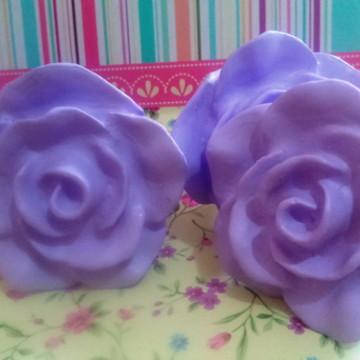 Puxador Rosa Provençal Lilas