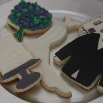 Cookie casamento