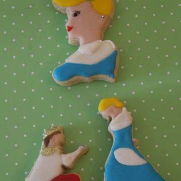 Cookie cinderela