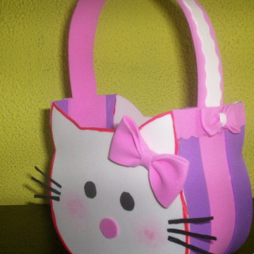 Sacolinha surpresa da Hello Kitty
