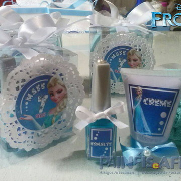 Kit Spa II - Frozen