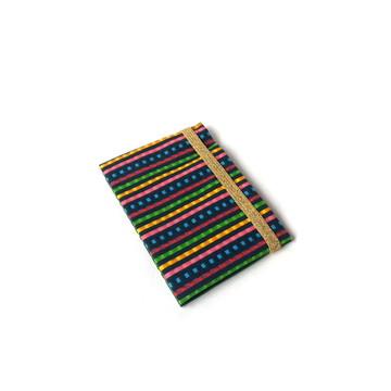 Mini Carteira - Listras Color I