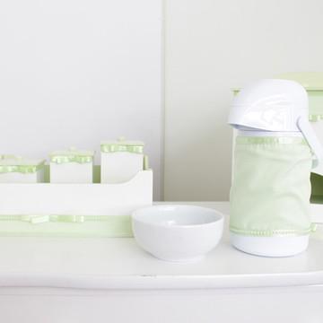 Kit Higiene Com Tecido