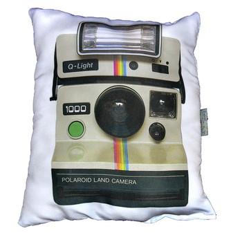 Almofada Máquina Fotográfica Polaroid