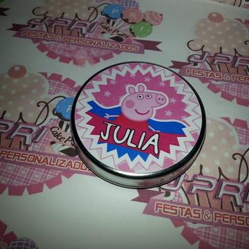 Latinha Personalizada - Peppa Pig