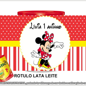 ROTULO P/ LATA LEITE/MUCILON 400 GRAMAS