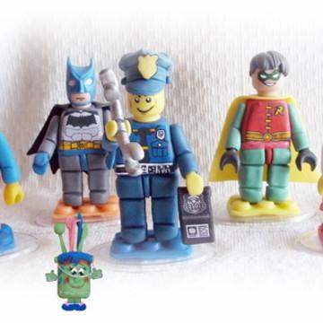 Bonecos Lego