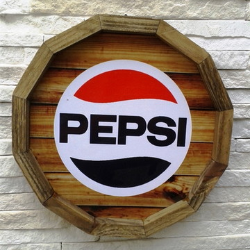 Placa de Refri Decorativa Pepsi