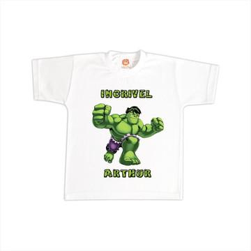 Camiseta de Aniversário Hulk