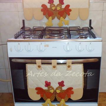 Toalha para fogão e forno