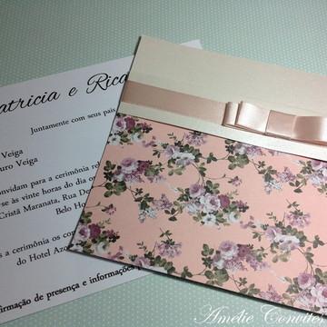 Convite Flowers