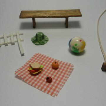 Kit de Miniaturas - PicNic Completo