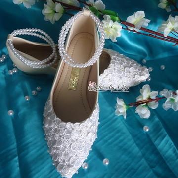 Sapatilha para Noivas
