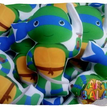 Almofadas Cute Tartarugas Ninja Lindas
