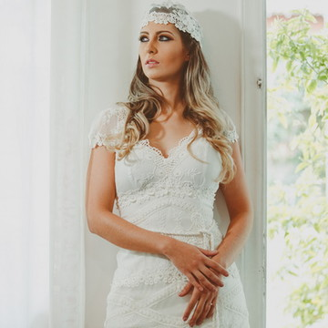 vestido de noiva katherine boho chic