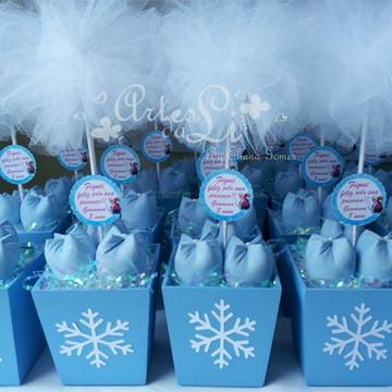 Frozen Centro de Mesa,Aniversários......