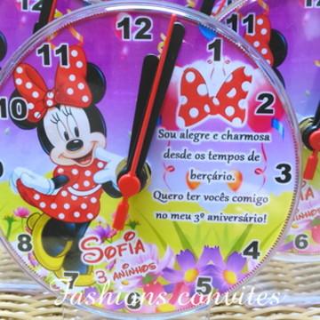 Convite infantil Fashions convites