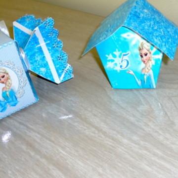 Kit personalizado Frozen 40 itens