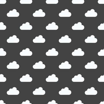 Papel de Parede Clouds