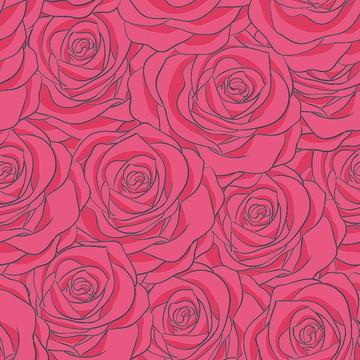 Papel de Parede Rosas