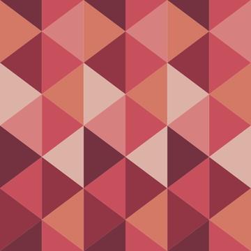 Papel de Parede Triangulos