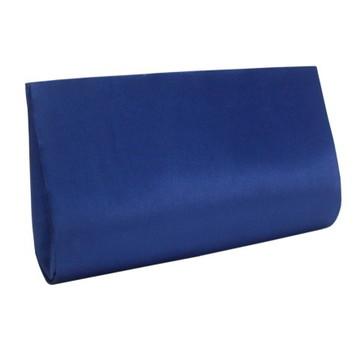 Bolsa de Mão Clutch Cetim Azul