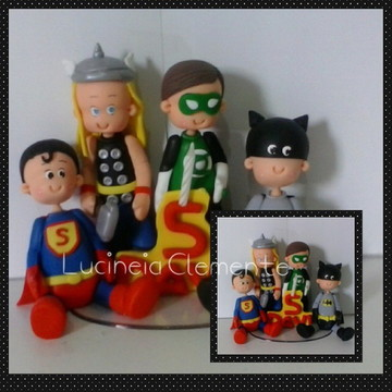 Topo Super Herois 02
