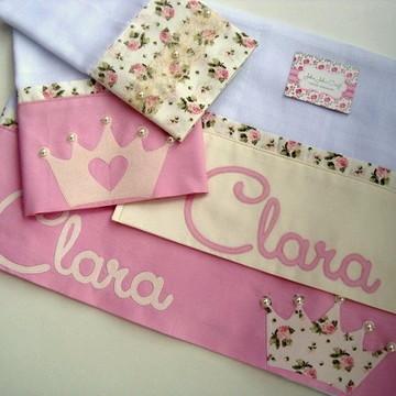 Kit - Coroa (Menina)