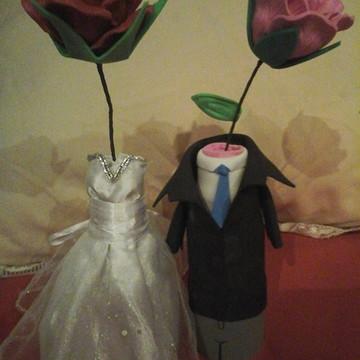 vasinhos decoração casamento