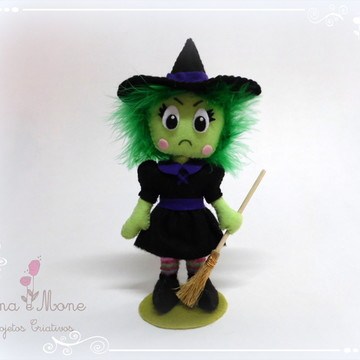 Bruxa Má do Oeste - Tema Oz - tam P