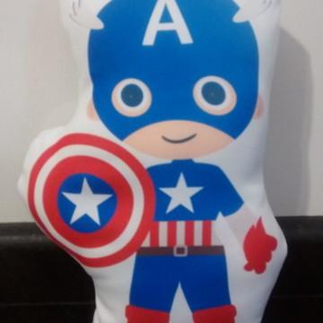 Almofadas Super herois