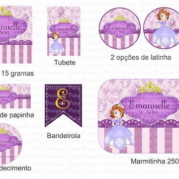 Kit Digital Princesa Sofia