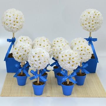 Kit Decoração de Festa Azul