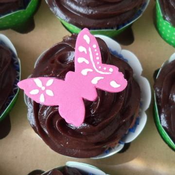 Cupcakes - Borboletas