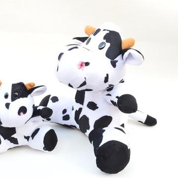 vacas de pelúcia malhadas