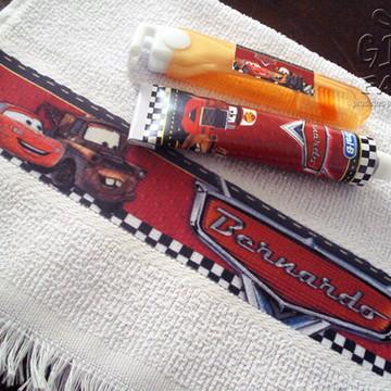 Kit Higiene bucal Carros