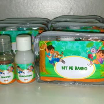 Kit De Banho Necessaire
