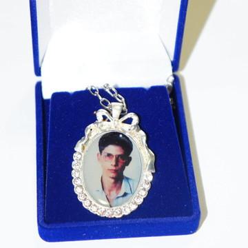 Medalha para buquê personalizada