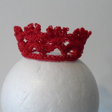 Coroa Endurecida para Newborn