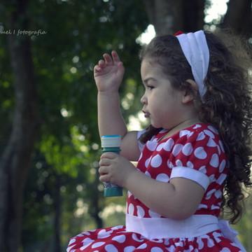 Vestido Minie Vermelho