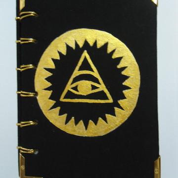 Caderno Iluminati