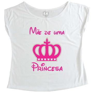 T-shirt Mãe de Princesa