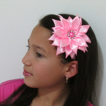Tiara estrela Rosa !!!