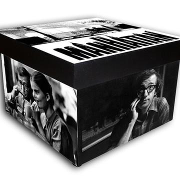 Caixa Woody Allen MDF